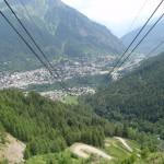 PlanPraz, in de diepte Chamonix